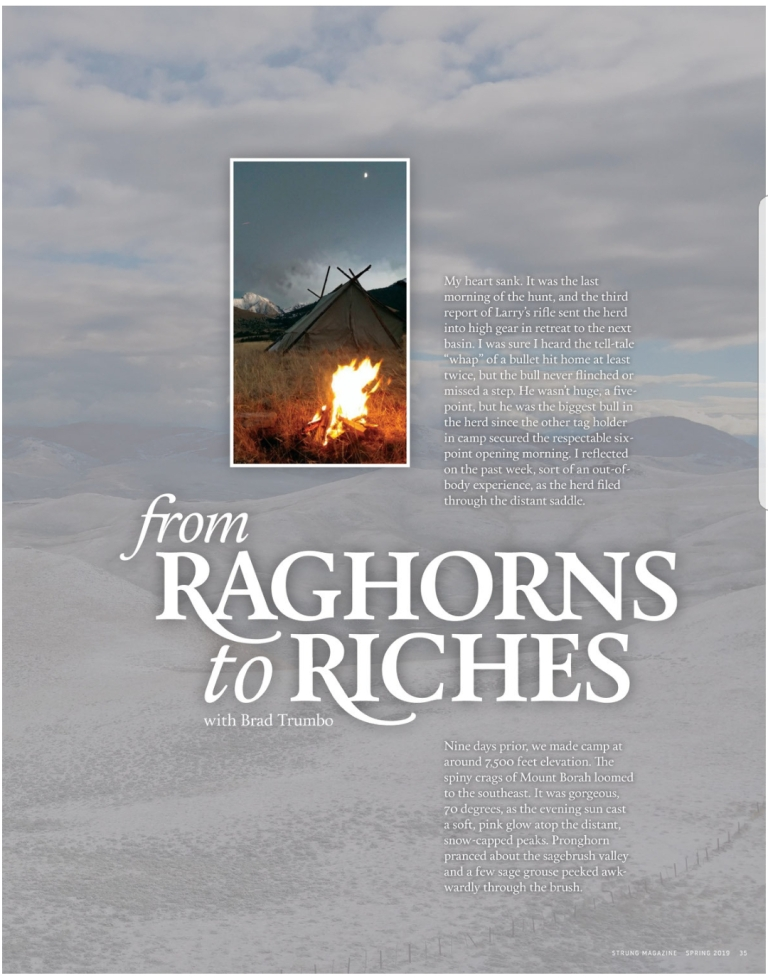 Raghorns to Riches (3)