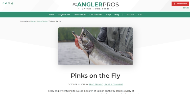 Pinks on the Fly