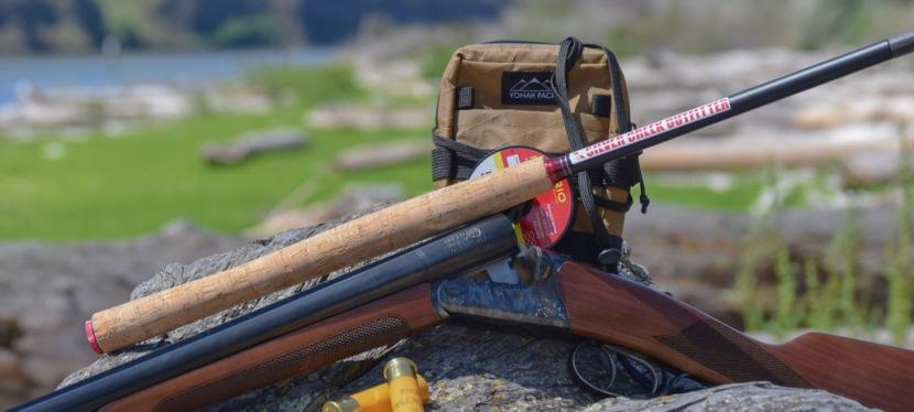 Tenkara Angling for Snake RiverSmallmouth