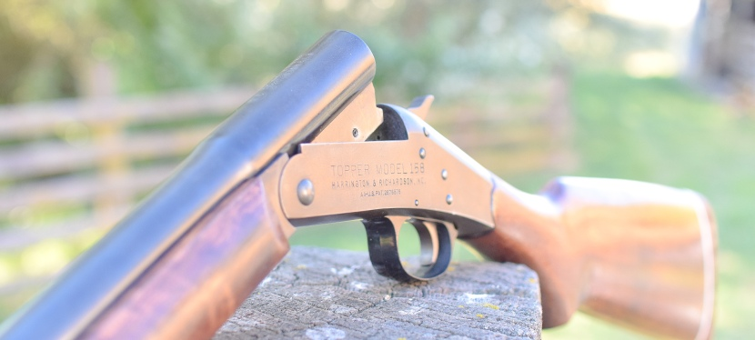 Upland Pursuits: A Brief History of the H&R Topper Model158